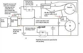 motor starter diagram start stop 3 wire control starting a three