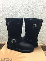 ugg s kensington boots toast ugg sutter black water resistant leather kensington boot us 6 eu