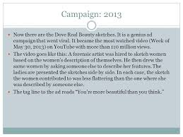 dove campaign for real beauty ppt download