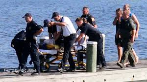 boy in buzzards bay boating accident remains hospitalized the