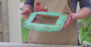 how to layer paint on furniture to create shabby chic furniture