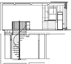 Floor Plan Spiral Staircase Project Detail 11w69st