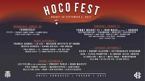hoco festival packages u2013 tickets u2013 hoco fest u2013 tucson az u2013 august