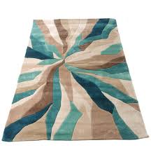 Green And Brown Area Rugs Nebula Rug In Beige Teal Blue And Brown Neat Stuff Pinterest