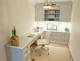 decorating make home office more efficient with l shaped desk