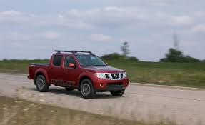 nissan frontier 2017 nissan frontier in depth model review car and driver