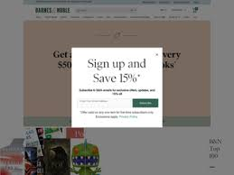 Barnes And Nobles Coupon Barnes And Noble Coupons 5 Off November 2017 Bonushero