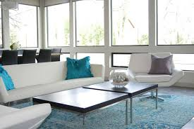 Teal Living Room Chair by Furniture Excellent Modern Living Room Furniture With Rectangle