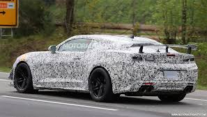 The New Camaro Z28 Is This Wild 2018 Camaro Tester The New Trans Am Z28 With Regard