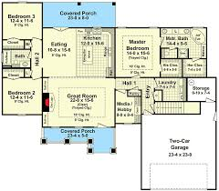 floor plans craftsman craftsman home plan with class 51064mm architectural designs