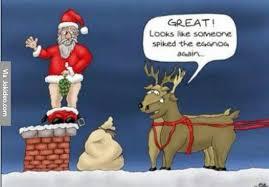 Dirty Santa Meme - funny christmas santa cartoon funny dirty adult jokes pictures