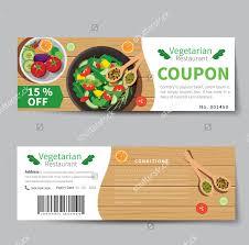 food coupons 12 food coupon designs design trends premium psd vector