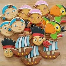 pirates galletas cookies