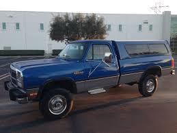 Dodge Ram Cummins 4x4 - 1993 dodge ram w250 cummins turbo diesel 4x4 auto one owner