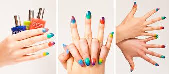 modern nail color designs nails fashion 2013