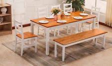 pine dining room table pine dining room table chair sets ebay