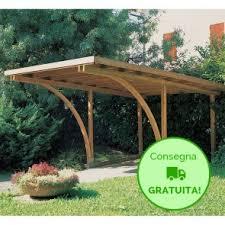 tettoia auto legno tettoie e coperture per auto onlywood