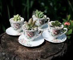 Tea Cup Chandelier Get Crafty By Repurposing Tea Cups