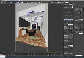 making of kitchen no 1 3d architectural visualization
