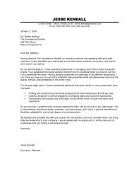 21 cover letter template for examples managers with regard to