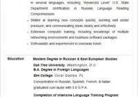 professional resume for graduate sle professional resume for graduate sle resume sle cv