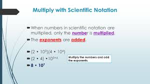 working with scientific notation worksheet working with scientific notation wosenly free worksheet