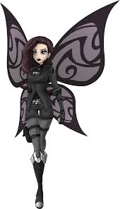 anita dark fairy by chronicle of fairies on deviantart