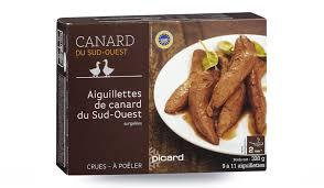 cuisiner les aiguillettes de canard aiguillettes de canard du sud ouest surgelés les viandes