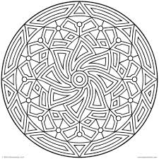 download coloring pages geometry coloring pages easy geometric