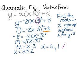 most viewed thumbnail quadratic equations vertex form by crator avatar lisa starrfield 0