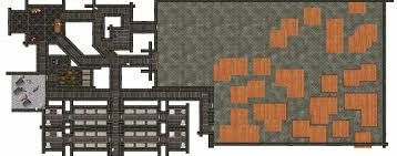 Dungeon Floor Plans by Other Work