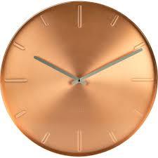 Wall Clock Belt Copper Wall Clock 40cm