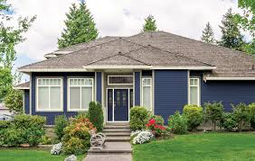 House And Shutter Color Combinations by Best Exterior Color Palettes