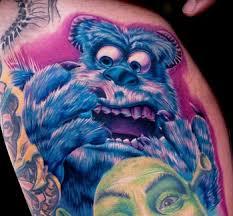 cecil porter illustration tattoos color