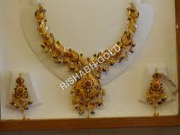 gold necklace sets images Heavy gold necklace set heavy gold necklace set exporter jpg