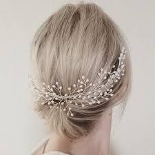 prom hair accessories handmade large headdress luxury women hair jewelry wedding prom