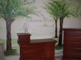 funkshonalart com kids murals enchanted forest 1 500