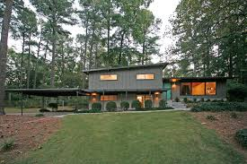 Mid Century Modern Homes For Sale Memphis Another Mid Century Modern Transformation Before U0026 After Pics