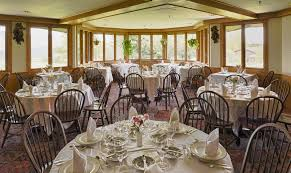 European Style Restaurant Stowe VT - Family dining room