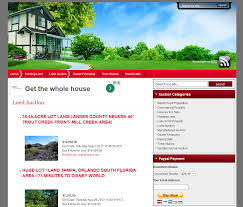 ebay affiliate real estate website for sale websites download