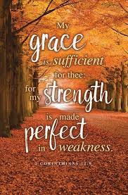church bulletin 11 fall thanksgiving grace is sufficient