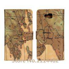 Leather Map Online Get Cheap Leather Map Case Aliexpress Com Alibaba Group