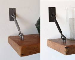 Install Heavy Duty Shelf Brackets In Concrete The Homy Design - best 25 shelf brackets ideas on pinterest diy wood shelves