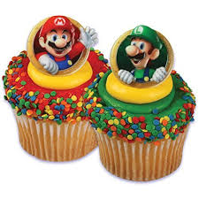 mario cake topper mario cake decorations