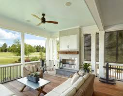 Floor Plans With Porches by Large Open Floor Plans With Wrap Around Porches Rest Collection