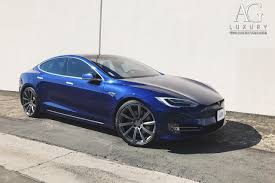 tesla model s ag luxury wheels tesla model s forged wheels