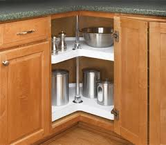 Lazy Susans Buying Guide KitchenSourcecom - Lazy susan kitchen base cabinet