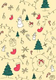 christmas wrapper color your own christmas wrapping paper printables intro