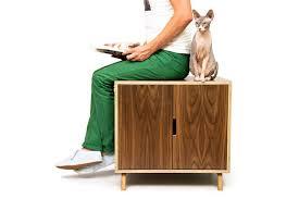 Mid Century Modern Furniture Virginia by Mid Century Modern Cat Litter Box Furniture Large Cat Litter