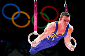olympic rings men images Zanetti wins rings gold abc news australian broadcasting jpg